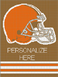 orange helmet browns