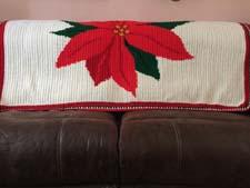 poinsettia holiday christmas