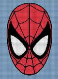 Spider-Man Cartoon Face