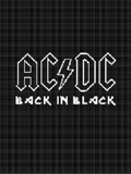 acdc ac dc crochet pattern back in black