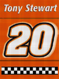 tony stewart 20 crochet pattern graph